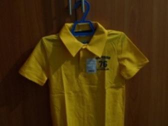 Уникальное фото Детская одежда Футболка трикотажная на мальчика 51788034 в Новосибирске