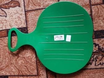Просмотреть фото Детские игрушки Ледянки детские пластиковые 51790552 в Новосибирске