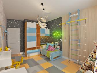 Скачать бесплатно фото  Индивидуальный дизайн жилых, офисных и коммерческих помещений, 53782849 в Новосибирске