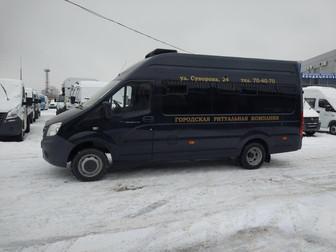 Увидеть фото  Катафалка (автомобиль для ритуальных услуг) на базе газель некст ЦМФ: 67804565 в Новосибирске