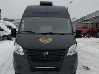 Просмотреть фотографию  Катафалка (автомобиль для ритуальных услуг) на базе газель некст ЦМФ: 67804565 в Новосибирске