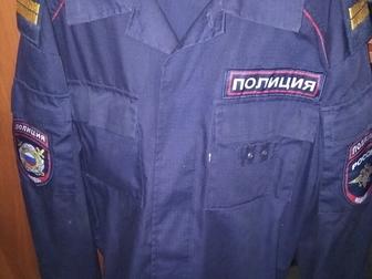 Скачать фотографию  Продам форму полиции в отличном состоянии 67822467 в Новосибирске