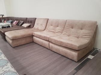 Новое изображение Мягкая мебель Продам модульный диван Юнна-Нега 69337622 в Новосибирске