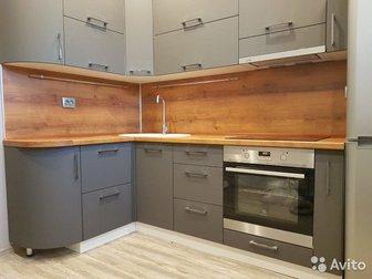 Успейте заказать, по старым ценам !!!!1 - Кухонный гарнитур эконом вариант - 10000р/погонный метр , в комплекте шкафы верхние , нижние , фасады ЛДСП , столешница в Новосибирске