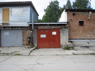 Просмотреть фотографию  Сдам гараж с отоплением в ГСК Роща №858, Академгородок, за ИЯФ 70771016 в Новосибирске