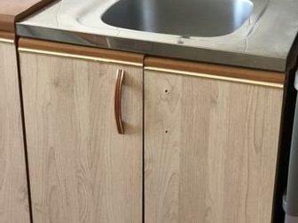 Продам кухню б/у Может кому на съемную квартиру в Новосибирске