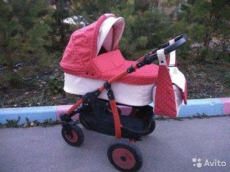 Срочно продается очень хорошая коляска Verdi Farfello Color 3 в1 Цена из за срочности ,нужно срочно освобождать место, Коляска покупалась новой за 22000 рублей, в Новосибирске