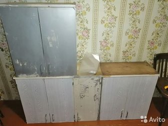 Продам очень старый кухонный гарнитур, в Новосибирске