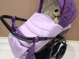 Коляска 3в1 VERDI FUTUROПродам коляску в прекрасном состоянии, в комплекте 3 блока, сумка, москитная сетка, дождевикСостояние: Б/у в Новосибирске
