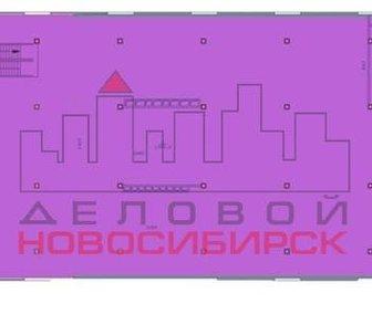 Фотография в Недвижимость Коммерческая недвижимость Предлагается в аренду 3 этаж торгового центра, в Новосибирске 400