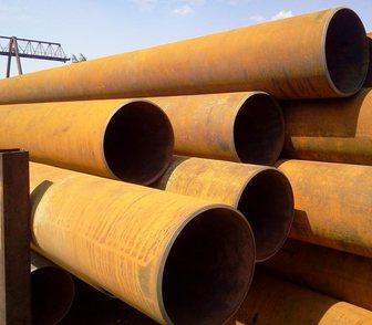 Фото в Труба стальная Бу, восстановленные 426х7-8 п/ш, газ, битум  530х10 харциз, нефть в Новосибирске 0