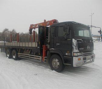 Изображение в   грузоподъемность 10 тонн, стрела 3 тонны, в Новосибирске 1500