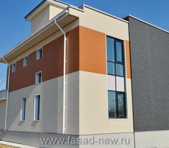 Фото в Строительство и ремонт Строительные материалы Вам нравятся штукатурный фасад, но Вы опасаетесь в Новосибирске 1470