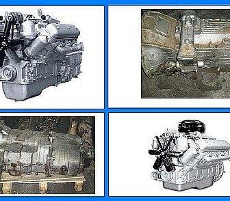 Фотография в Авто Автозапчасти ООО «Звезда Сибири» реализует двигатели ЯМЗ-236, в Новосибирске 285000