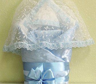 Фотография в Для детей Товары для новорожденных НАБОР НА ВЫПИСКУ 10 пр в ассортименте  одеяло в Новосибирске 650