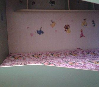 Изображение в   Продам кровать двух-ярусную с матрасами (из в Новосибирске 12000