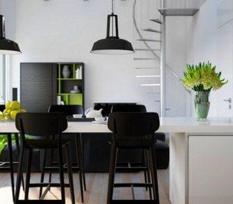 Фото в Строительство и ремонт Ремонт, отделка Дизайн интерьера квартир, домов, офисов, в Новосибирске 100