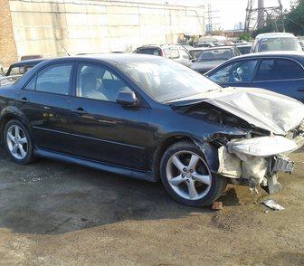 Фото в Авто Аварийные авто Авто после аварии, на фото все видно, все в Новосибирске 200000