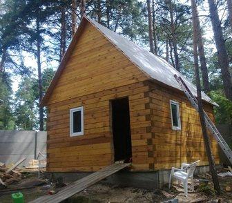 Фото в Строительство и ремонт Ремонт, отделка Строим дома, бани, фундаменты, кровля, фасад в Новосибирске 0