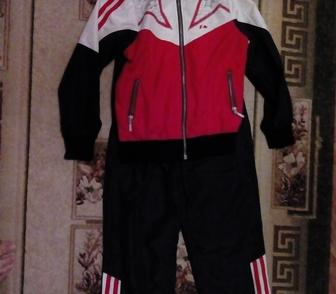 Изображение в Для детей Детская одежда Продам спортивный костюм для первокласника в Новосибирске 800