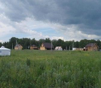 Изображение в Недвижимость Земельные участки продам участок 10 соток ИЖС перед Плотни в Новосибирске 711000