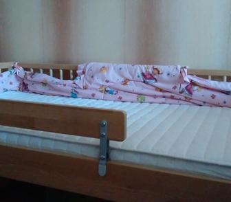 Фотография в Мебель и интерьер Мебель для детей Продам детскую кровать Ikea (модель Gulliver), в Новосибирске 5000