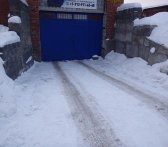 Изображение в   Теплый гараж с подземным въездом. Ремонт. в Новосибирске 360000