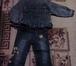 Фото в Для детей Детская одежда Продам джинсовый костюм р-р45 на девочку в Новосибирске 1000