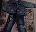 Изображение в Для детей Детская одежда Продам джинсовый костюм р-р45 на девочку в Новосибирске 1000