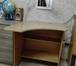Foto в Мебель и интерьер Мебель для детей Цвет бук, б/у, в отличном состоянии. стол:длина в Новосибирске 3500