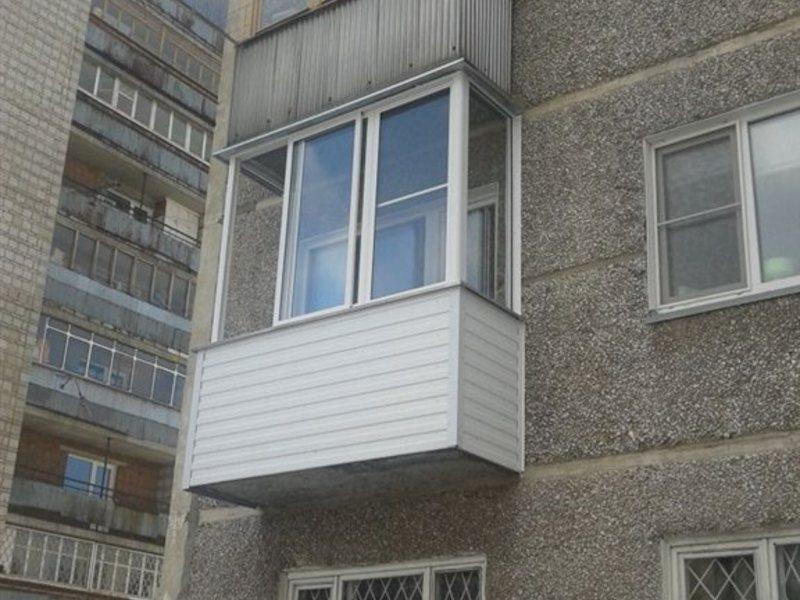 Новосибирск: остекление балконов и лоджий. отделка под ключ .