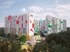 Продам двухкомнатную квартира в ЖК Алёновский парк, площадью