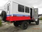 Скачать бесплатно фото Грузовые автомобили Вахтовый автобус на базе ГАЗ 38600761 в Алагире