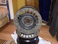 Mercedes диски 15 колесные диски