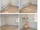 Изображение в Строительство и ремонт Строительные материалы Продаём металлические кровати эконом-класса! в Одинцово 1100