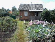 Сад Газовик Продаются два смежных приватизированных участка (только вместе). Общ
