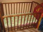Смотреть foto Детская мебель Продам детскую кроватку 33220183 в Омске