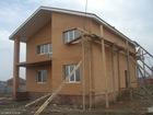 Скачать бесплатно foto  Строительство коттеджей, дачных домиков, бань, внутренние перегородки, 38602781 в Омске