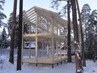 Свежее фото Другие строительные услуги Строительство домов бань банных комплексов одноэтажных домов 38623526 в Омске
