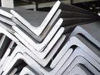 Фото в Строительство и ремонт Строительные материалы Стальной уголок прокатный равнополочный (ГОСТ в Омске 204