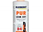 Просмотреть изображение Отделочные материалы Клей Kleiberit 501, 0 универсальный полиуретановый 0, 5кг 71466112 в Омске