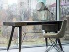 Новый дизайнерский письменный стол сделан в Италии