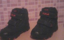 д/сезонные ботинки для мальчика