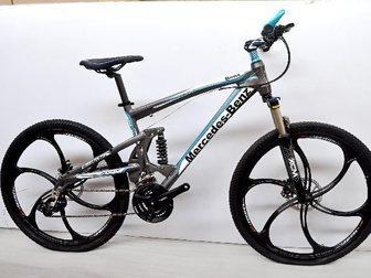 Увидеть фотографию  Велосипеды на литых дисках 32483769 в Омске