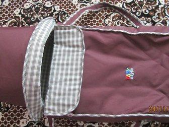 Скачать бесплатно фото Детская одежда продается сумка-переноска 32554090 в Омске