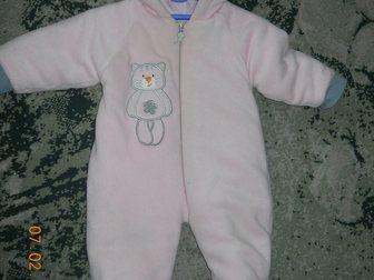 Просмотреть изображение Детская одежда Комбинезон весна-осень 32569815 в Омске