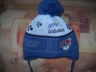 Просмотреть изображение Детская одежда головные уборы, шапочки 32653344 в Омске