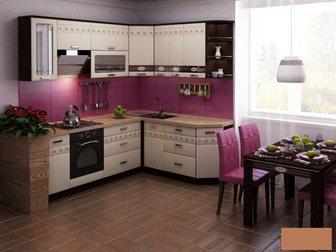 Скачать фотографию Производство мебели на заказ Кухонный гарнитур Аврора 33016189 в Омске