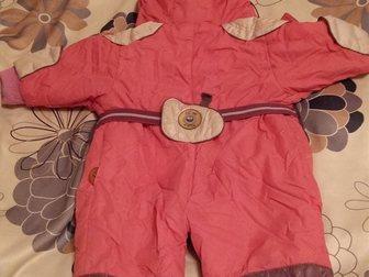 Свежее фотографию Детская одежда Продам комбинезон-трансформер 33858842 в Омске