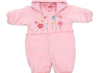 Уникальное фотографию Детская одежда демисезонный комбинезон 35847933 в Омске